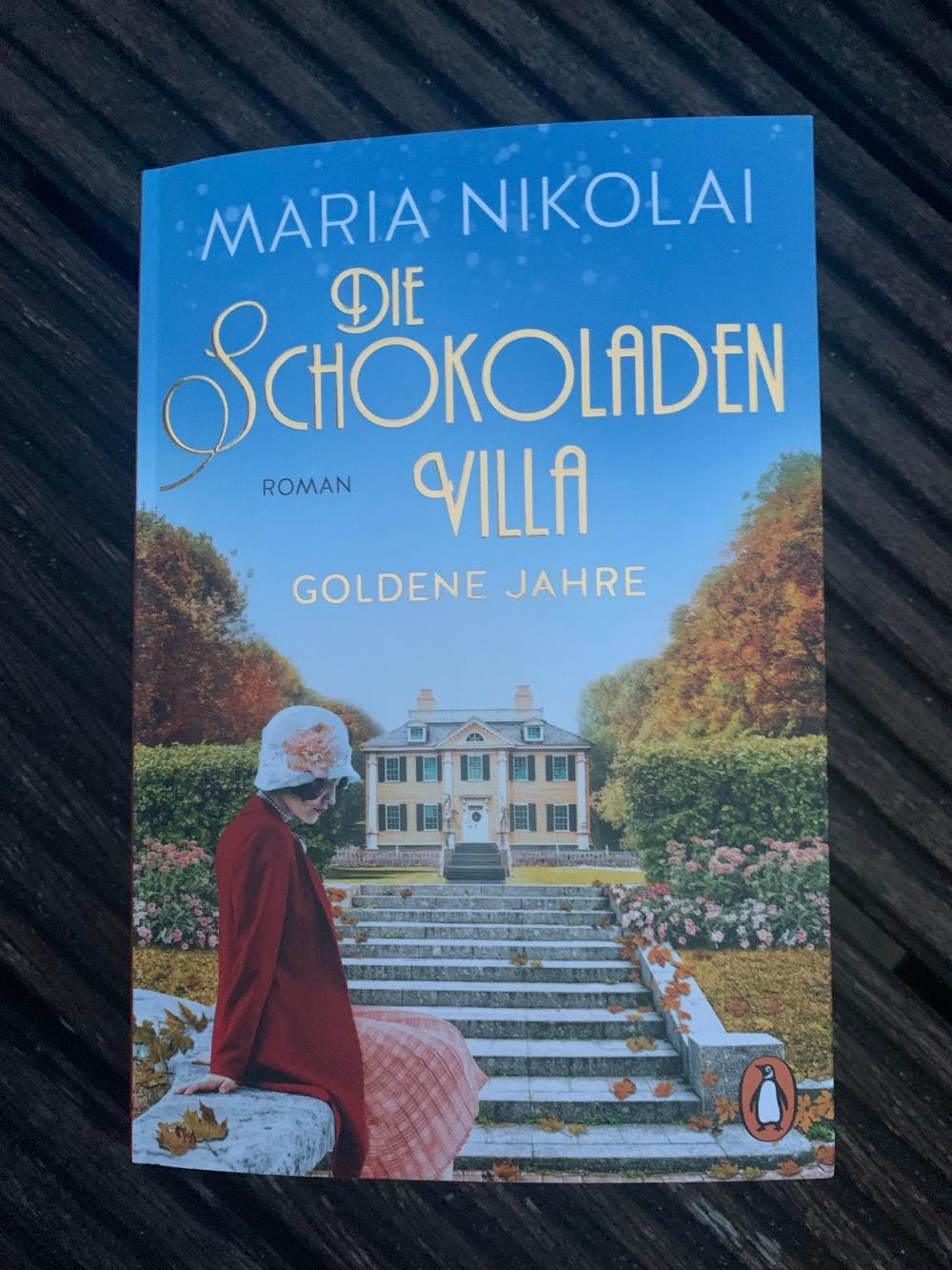 Titel Die Schokoladenvilla Goldene Jahre